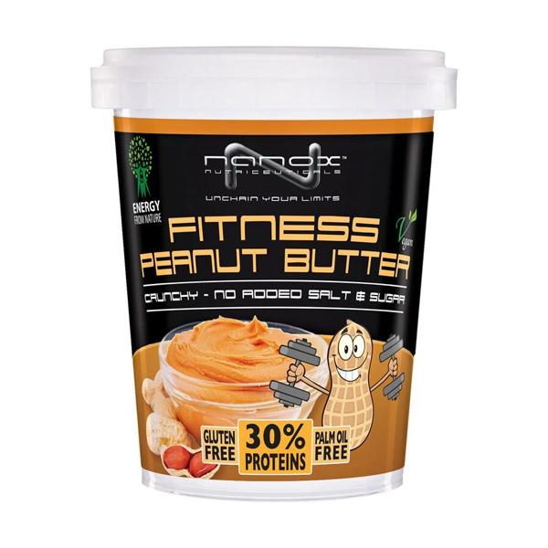 arašidové maslo Nanox Fitness Peanut Butter