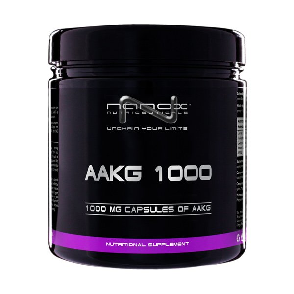 aminokyselina Nanox AAKG 1000 na budovanie svalov