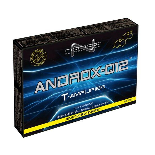 Nanox Androx-Q12 - vývoj vašej športovej dominancie