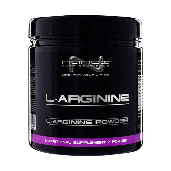 aminokyselina Nanox L-Arginine na zvýšenie telesného výkonu