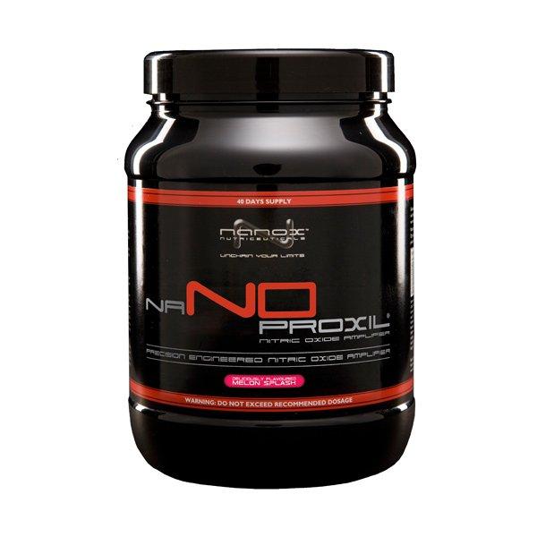 predtréningový produkt Nanox NaNoproxil s príchuťou melónu