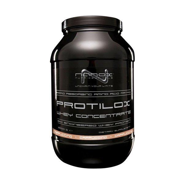 Proteínový prípravok Nanox Protilox s príchuťou cappuccino
