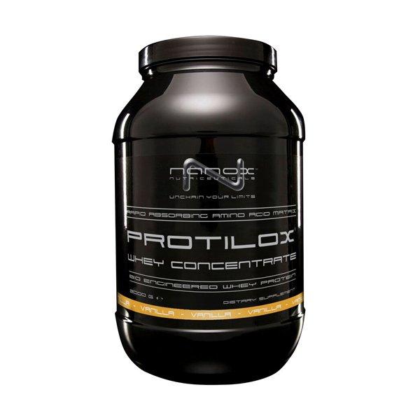Proteínový prípravok Nanox Protilox s príchuťou vanilky
