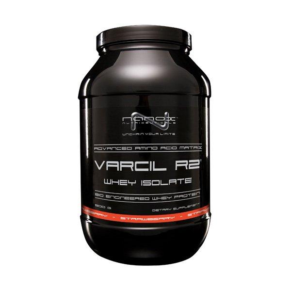 Proteínový prípravok Nanox Varcil R2 s príchuťou jahody