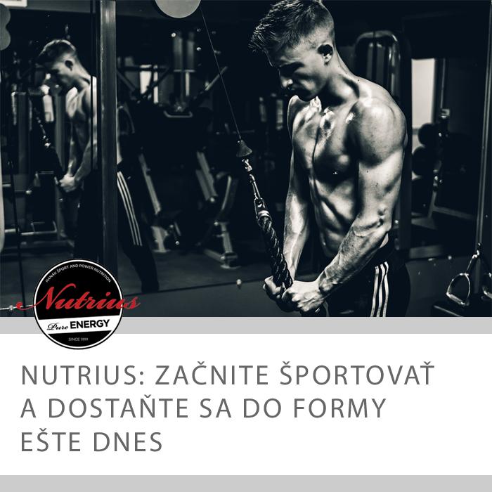 Nutrius ponúka prvotriedne poradenstvo v oblasti športovej výživy a osobného trénerstva